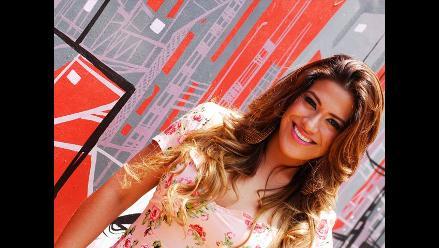 Mia Mont expresó su felicidad por abrir show de Selena Gomez en Lima
