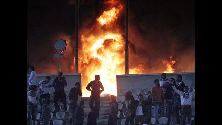 Se eleva a 74 la cifra de muertos en estadio egipcio
