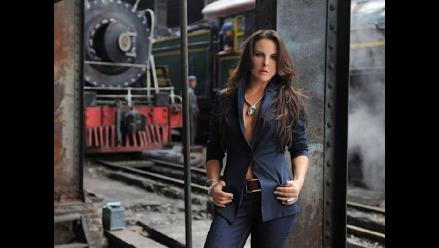 Kate del Castillo: Me gustan mucho los hombres y no soy lesbiana