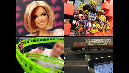 Mattel y Lego presentan sus novedades en la feria del juguete