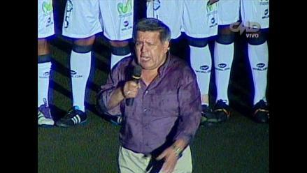César Vallejo iguala con Montevideo Wanderers en presentación ´poeta´