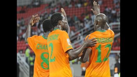 Zambia venció 3 a 0 a Sudán y avanza a semifinales de Copa de África