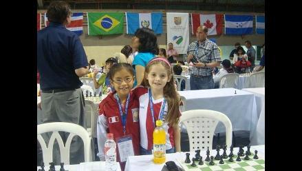 Conozca a Melyssa Santana, la niña prodigio del ajedrez peruano