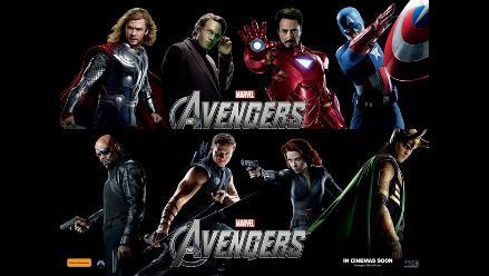 Marvel comparte nuevas imágenes de ´Los Vengadores´