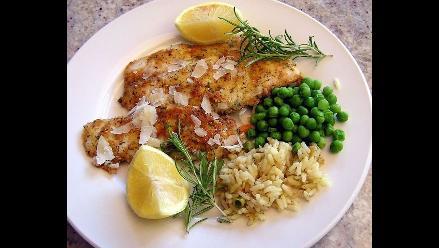 Receta del día: Pescado frito