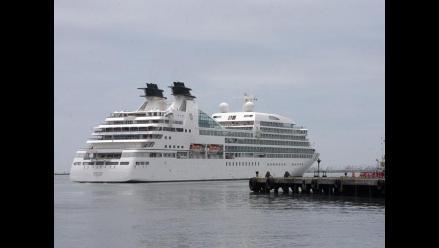 Hasta junio llegarán 22 cruceros con 20 mil pasajeros al Callao