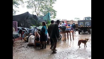 Junín: Crecida del río Perené arrasó más de 400 viviendas en Pichanaki