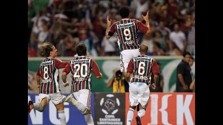 Fluminense derrota a Arsenal en fase de grupos de la Copa Libertadores