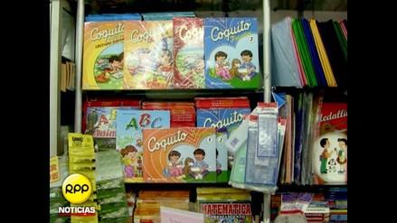 San Marcos: Textos escolares deben venderse en 30 soles como máximo