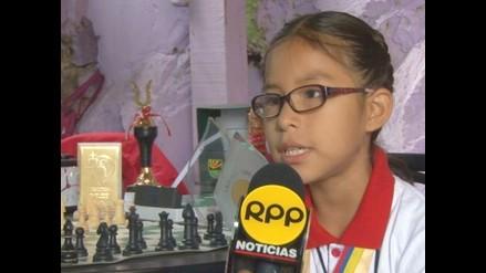 Melyssa Santana: La humilde niña que aspira superar a Deysi Cori