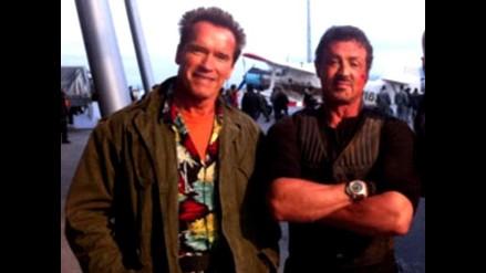 Schwarzenegger y Stallone se reunirán de nuevo en ´The Tomb´