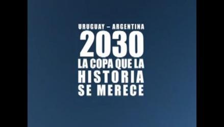 Uruguay y Argentina presentarán candidatura para el Mundial del 2030
