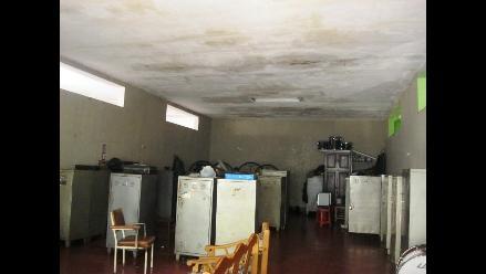 Trujillo: Policías temen por pésima infraestructura de comisaría