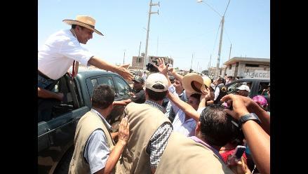 Ollanta Humala: No podemos obligar a los padres a comprar libros nuevos