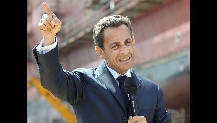 Nicolas Sarkozy reiteró su oposición al matrimonio homosexual