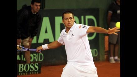 Duilio Beretta abre ante Martín Cuevas serie de Copa Davis ante Uruguay