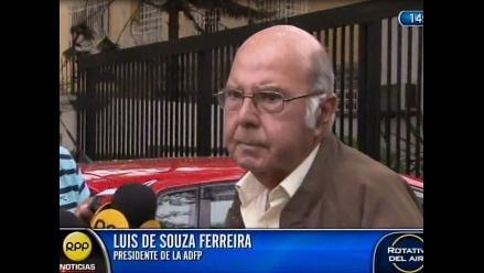 Luis de Souza Ferreira sobre Pacheco y Guinea: Ellos siguen peleando