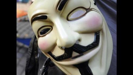Anonymus deja inactivo a sitio web de la Agencia Central de Inteligencia