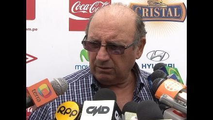 Sergio Markarián: Pienso convocar a Carrillo, Revoredo y Ruidíaz