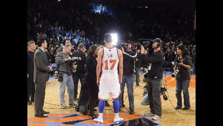 Jeremy Lin, el basquetbolista de origen taiwanés que brilla en la NBA