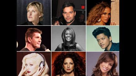 Famosos lamentan en Twitter la muerte de Whitney Houston