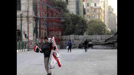 Revueltas provocaron que Egipto pierda el 25% de turistas en 2011