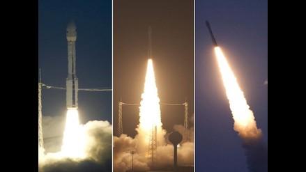 Nuevo cohete europeo Vega completa con éxito su vuelo inaugural