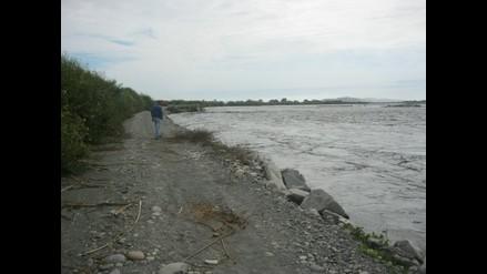 Áncash: Caudal del río Santa mantiene en zozobra a agricultores