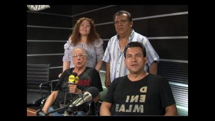 Hernán Vidaurre invita a Alan García al aniversario de Los Chistosos