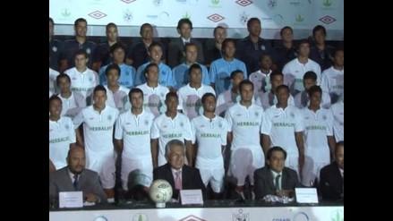 San Martín quedó listo para afrontar el torneo tras choque ante Cristal