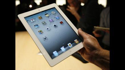 Retiran iPads en provincias chinas por pelea entre Apple y firma local