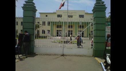 Refuerzan seguridad en Hospital de la PNP por presencia de Artemio