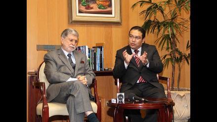 Perú y Brasil suscribieron convenios de cooperación en industria militar