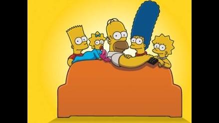 Creador de Los Simpsons recibió estrella en Paseo de la Fama