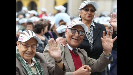 Unas 5.000 personas se jubilan anualmente con pensión mensual de S/. 1.000