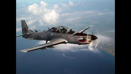 Otárola reconoció negociaciones para adquirir aviones Super Tucano