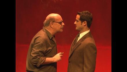 Alberto Ísola y Rómulo Assereto presentan la obra Rojo