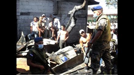 Honduras: Tragedia en cárcel deja cientos de reos muertos