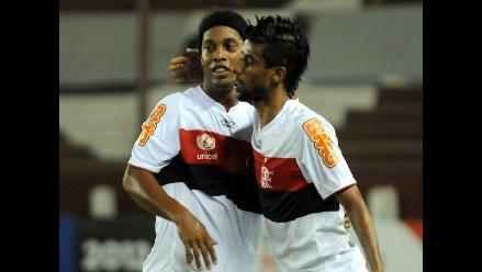Flamengo roba un empate en su visita al Lanús en la Copa Libertadores