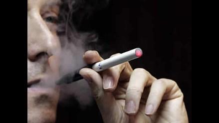 Cigarro electrónico explota y le destroza la boca a usuario