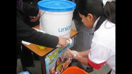 Más del 50% de diarreas son ocasionadas por falta de lavado de manos