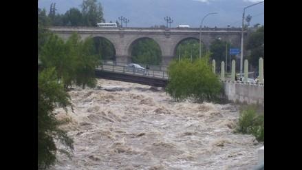 Arequipa: Río Chili ocasionó pérdidas por S/.450 mil en La Joya