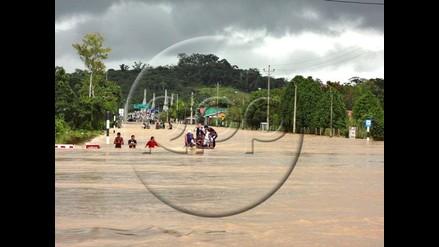 Iñapari: Desborde de ríos Acre y Yaverija deja 2 500 familias afectadas