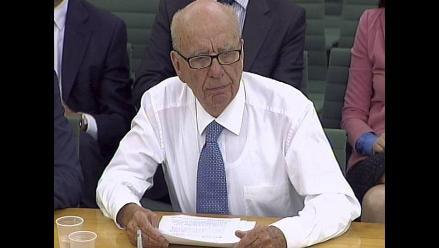 Rupert Murdoch anuncia lanzamiento de nuevo dominical en Reino Unido