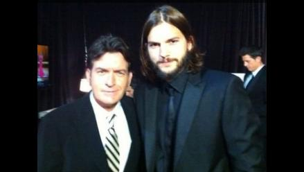 Charlie Sheen critica duramente de Ashton Kutcher