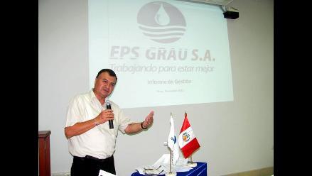 Piura: Ministerio de Vivienda transferirá S/. 2 millones a la EPS Grau