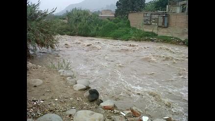 Piden a Provías adoptar medidas ante incremento del caudal del río Tumbes