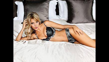 Luisana Lopilato protagoniza sexy campaña de lencería