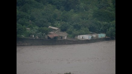 Cusco: Fuertes lluvias incrementan caudal del río Vilcanota
