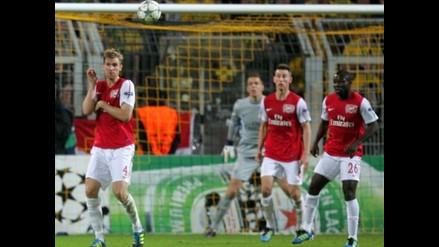 Sunderland venció 2-0 al Arsenal por la Copa FA